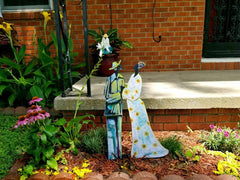 Garden Art - Tenderness