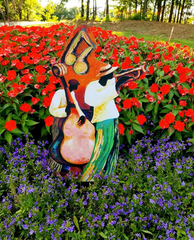 Garden Art - All That Jazz