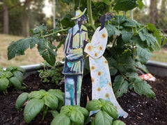 Garden Art (large) - Tenderness