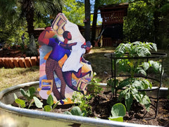 Garden Art (large) - The Dance
