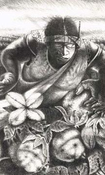 Criner, Charles, (Mama Jewerly Picking Cotton)