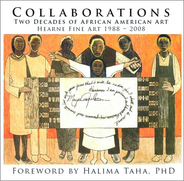 Collaborations: Two Decades of African American Art by Halima Taha