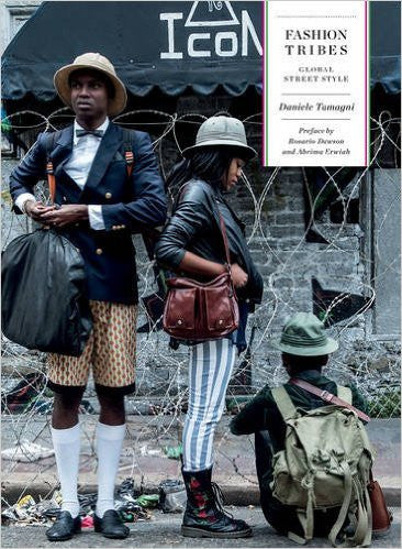 Fashions Tribe: Global Street Style (Hardcover)
