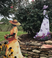 Garden Art (large) - Lavender Dreams