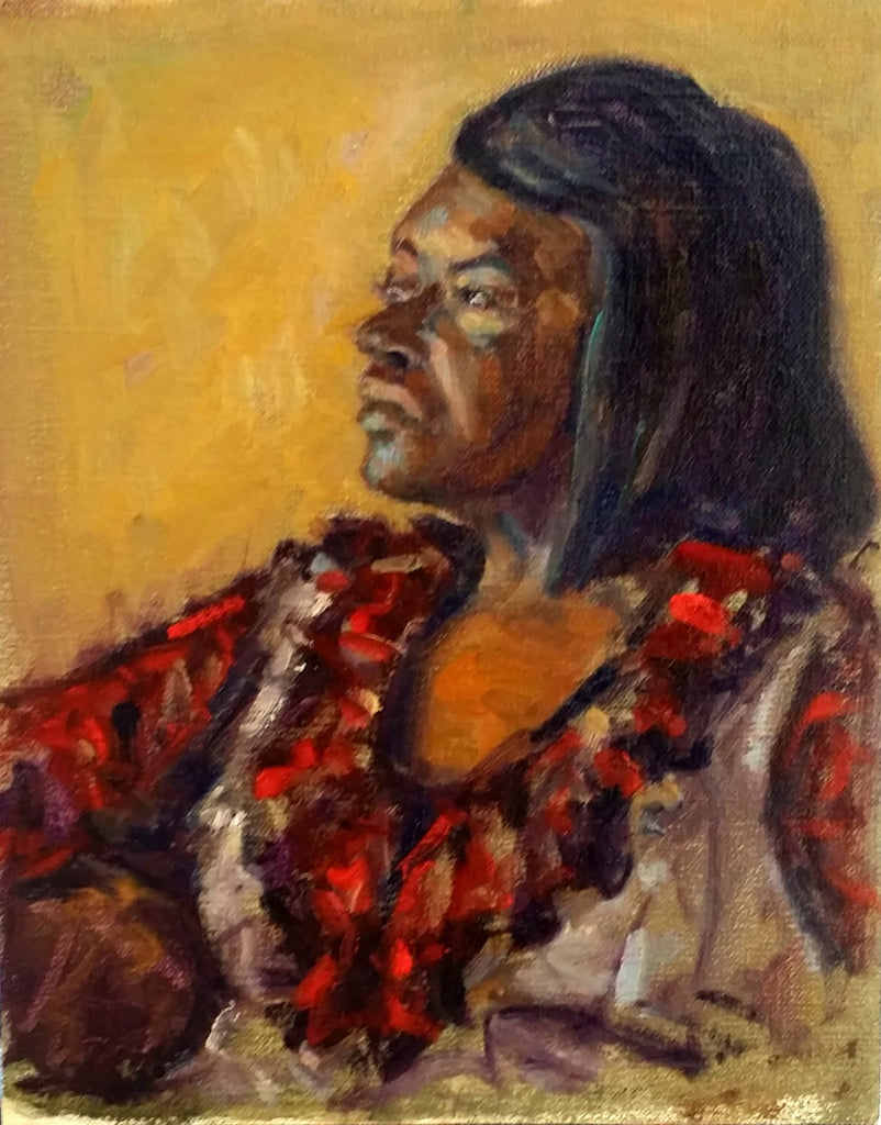 Mani, Gloria, (Geraldine 8x10 inches)