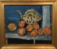 Howard, Humbert, (Still Life with Pumpkins)