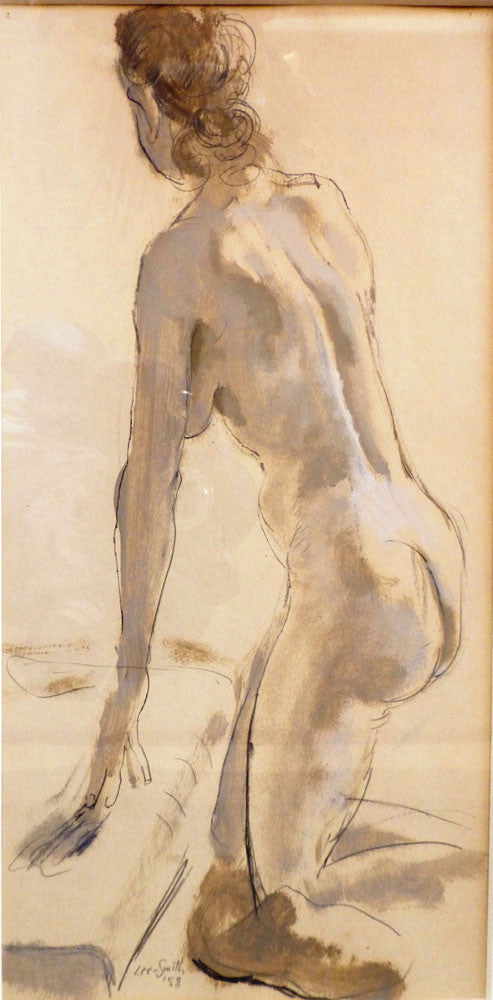 Smith, Hughie Lee, (Nude)