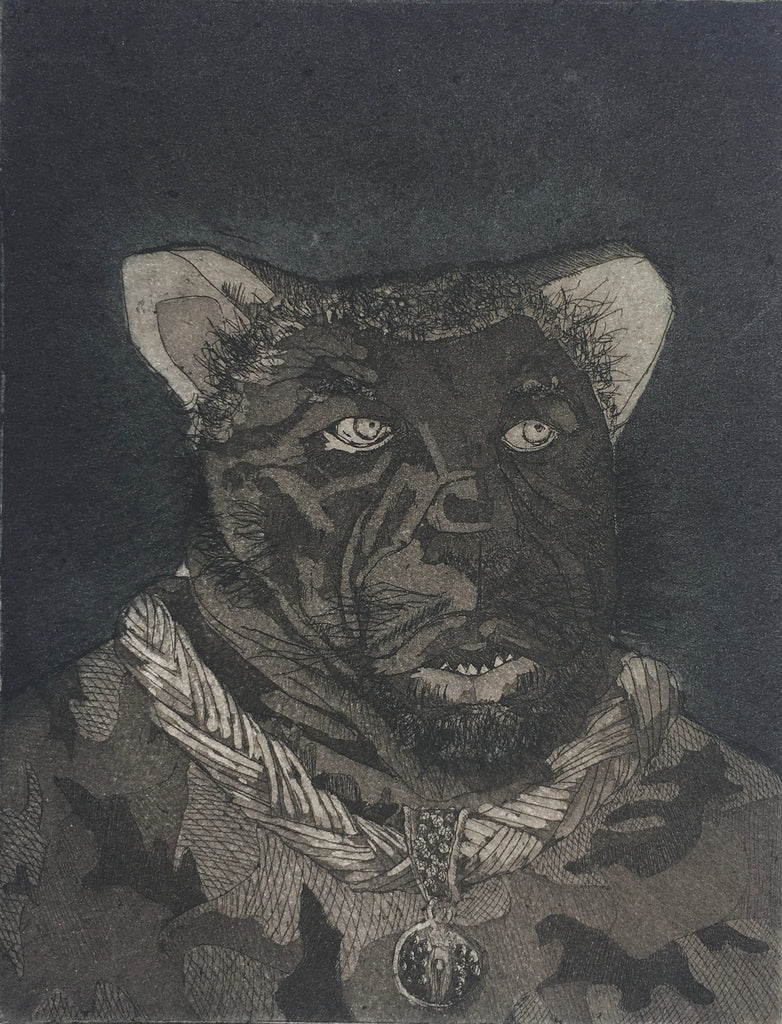 BROWN, NYAME, (Brother Black Panther)