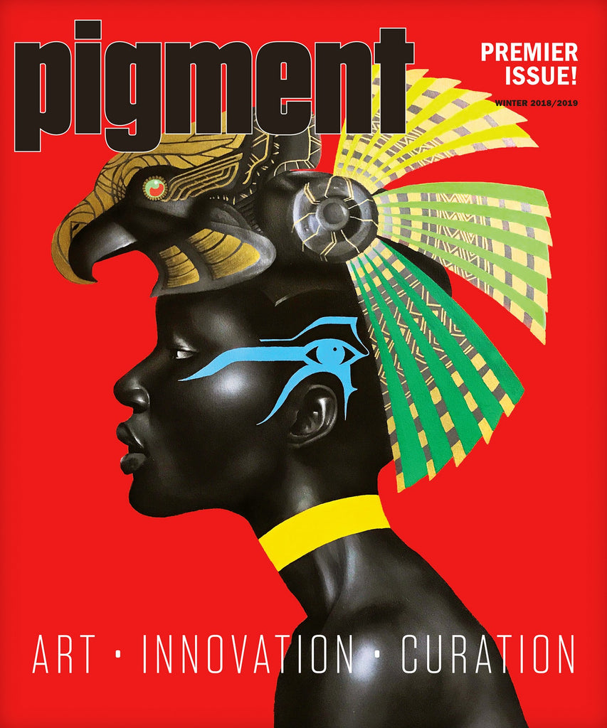 Pigment, The Magazine (Premier Issue)