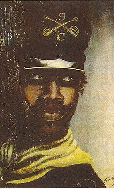 Snead, Bob, (The Buffalo Soldier)