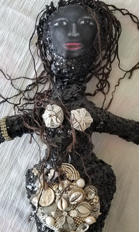 Easter, Dana, (Untitled Doll II)