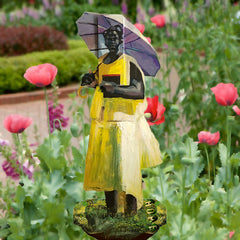 Garden Art (large) - Big Mama by Charly Palmer