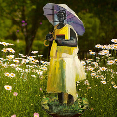 Garden Art (small) - Big Mama by Charly Palmer