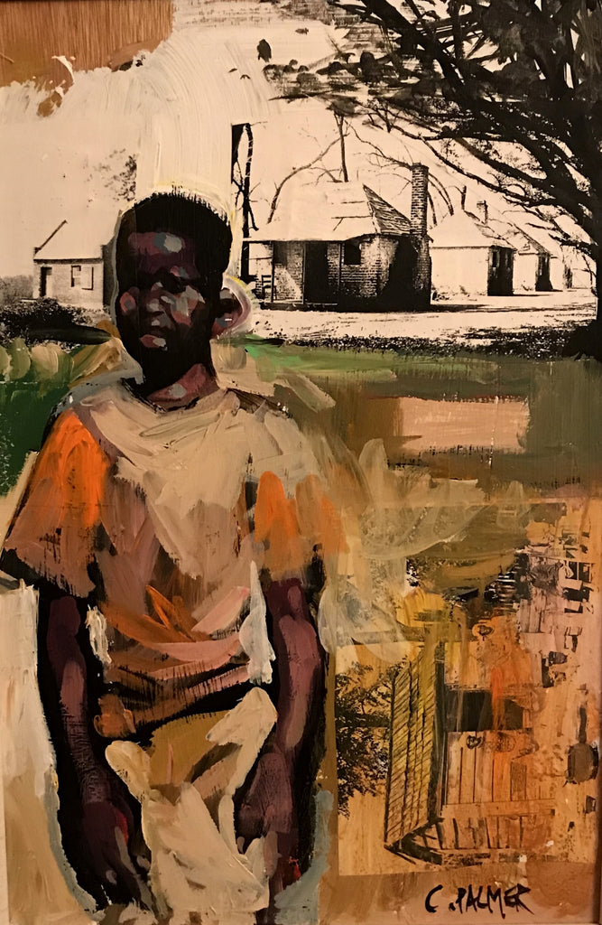 Palmer, Charly, (Slave House)