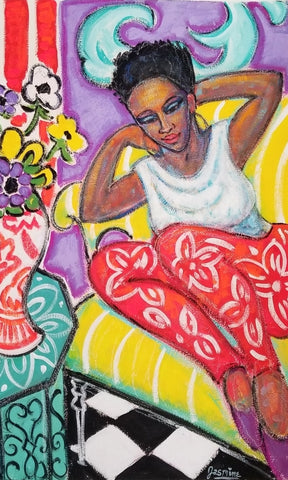Taylor-Browne, Jasmine, (Dreams of Matisse)