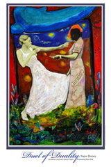 Duel of Duality by Najee Dorsey Benefiting The Crown and Gowns Project