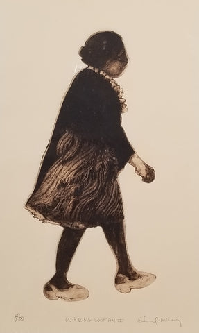 McCluney, Ed, (Walking Woman II)