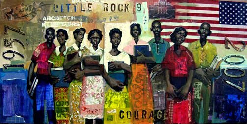 Palmer, Charly (Little Rock Nine)