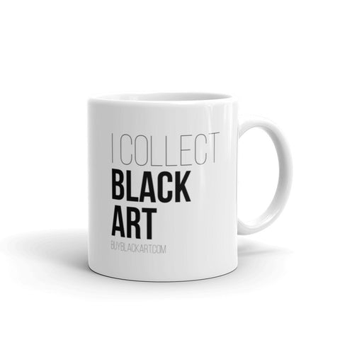I Collect Black Art Mug