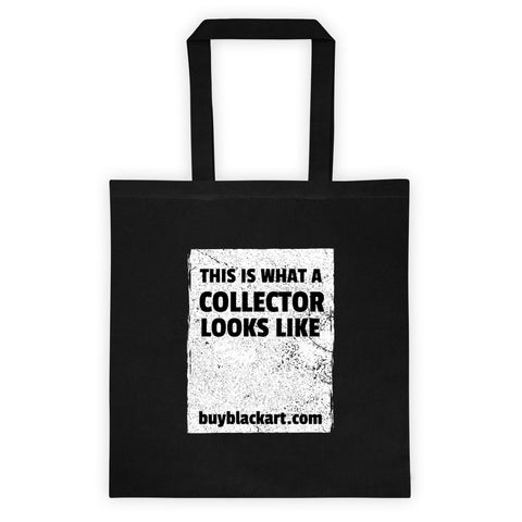 This is What a Collector Looks Like Tote bag