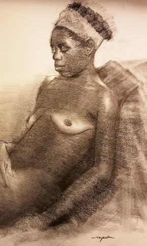 Taylor, James, (Female Study III)