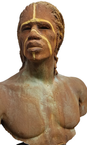 Nash, Woodrow, (Male figure)