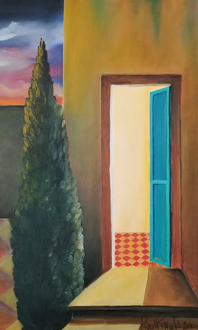 Trimarchi, Piero, (Untitled Doorway)