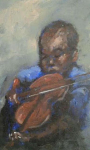 Ellis, Ted, (The Little Violinist)