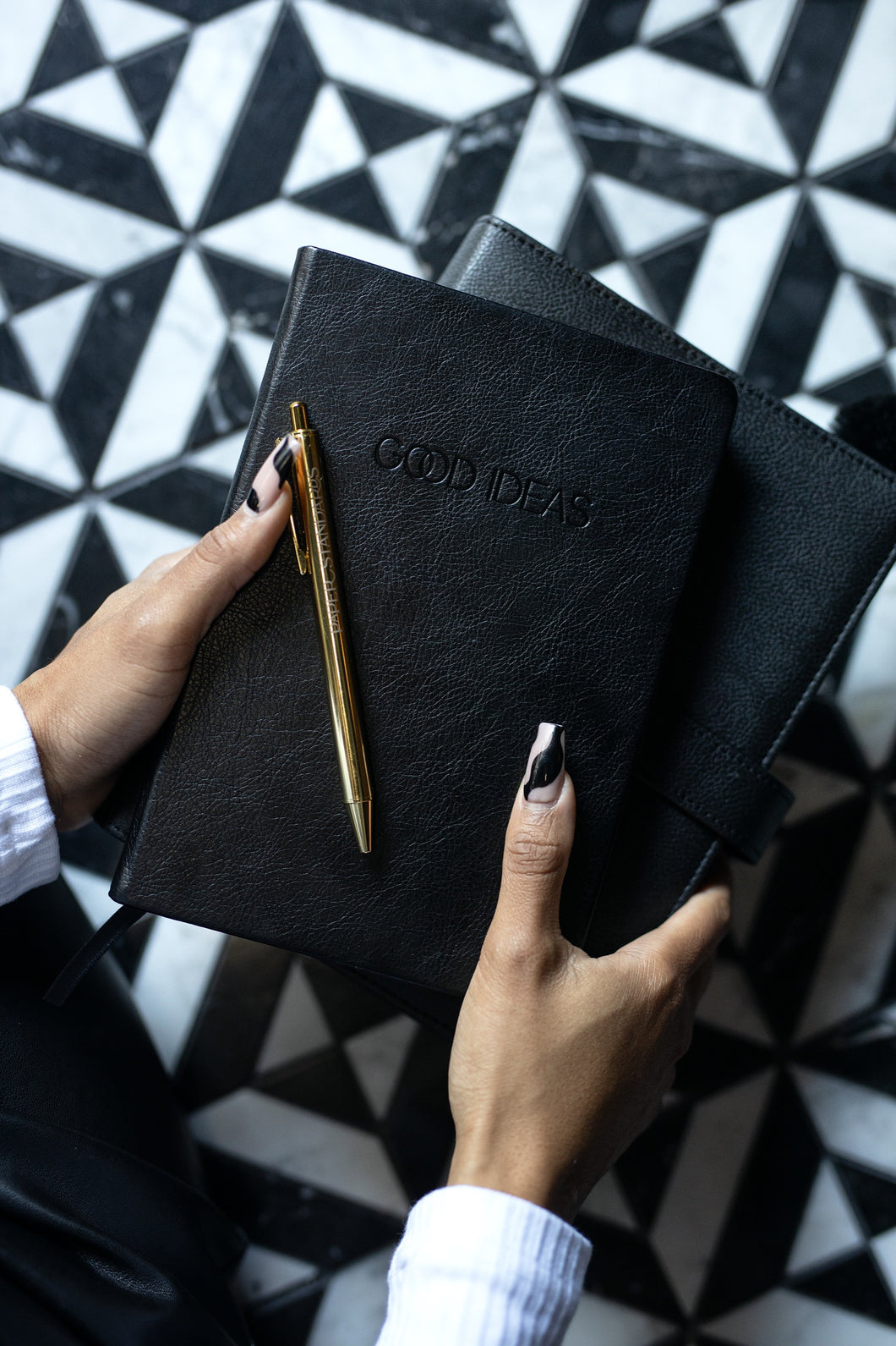 Noir Luxe Notebook