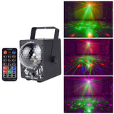 YSH Disco Laser Light RGB Projector Party Lights DJ Lighting Effect for Sale LED for Home Wedding Decoration