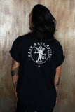 DEVIL POCKET BLACK TSHIRT