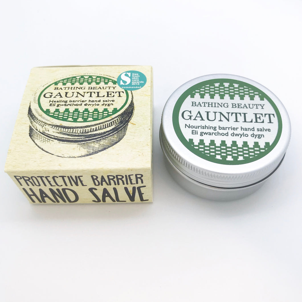 Bathing Beauty Gauntlet protective barrier hand salve