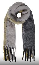 Load image into Gallery viewer, Ichi Sage super soft chunky scarf in Bronze Mist