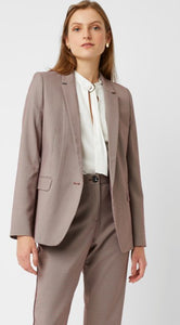 Great Plains Risby check Blazer in Multi