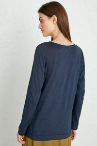 Seasalt Fresh breeze top in Midnight - CW CW