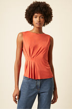 Load image into Gallery viewer, Great Plains Iyla jersey sleeveless top in Paprika - CW CW