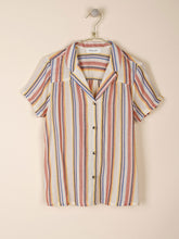 Load image into Gallery viewer, Indi & Cold Woven striped shirt in - CW CW