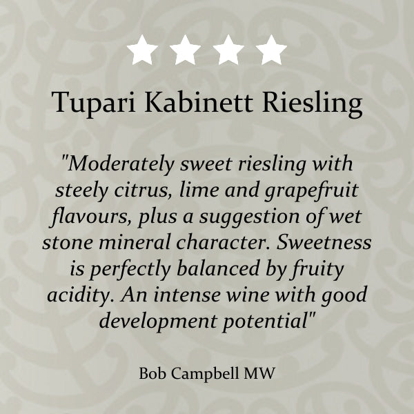 Load image into Gallery viewer, Tupari Kabinett Riesling 2016 – 6 bottle case
