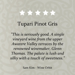 Load image into Gallery viewer, Tupari Pinot Gris 2016  – 6 bottle case