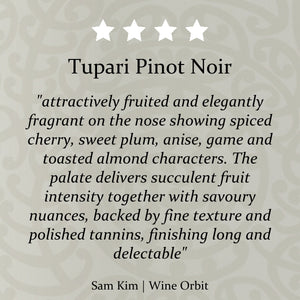 Tupari Pinot Noir 2014 – 6 bottle case
