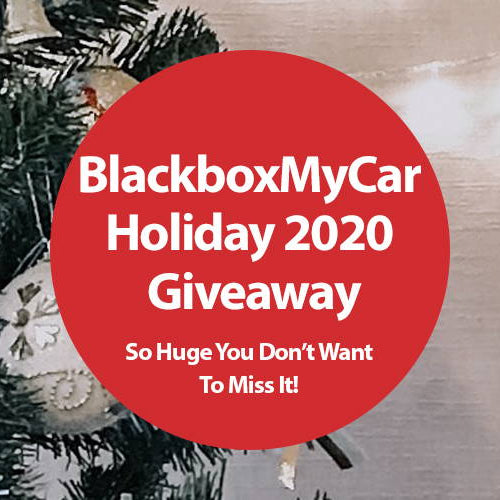 BlackboxMyCar Holiday 2020 Giveaway