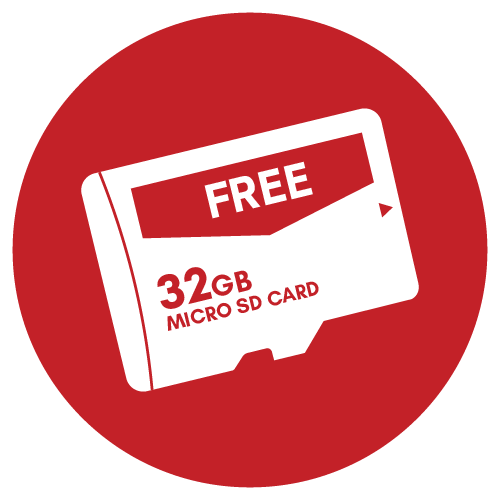 Free 32GB Micro SD Cards for Viofo and VicoVation Dash Cams