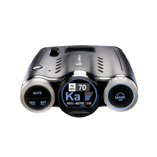 Cobra Radar Detector Cobra Road Scout 2-in-1 Radar Detector and Dash Cam CORS-16