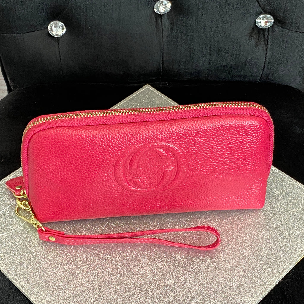 Inspired Purse - Hot Pink