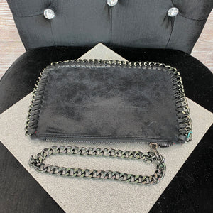 Inspired Hand Clutch - Black
