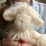 Whimsical Stuffed Lamb WS6439