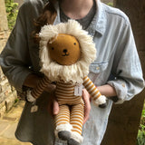 Charming Stuffed Lion WS6440