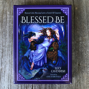 Blessed Be Celtic cards