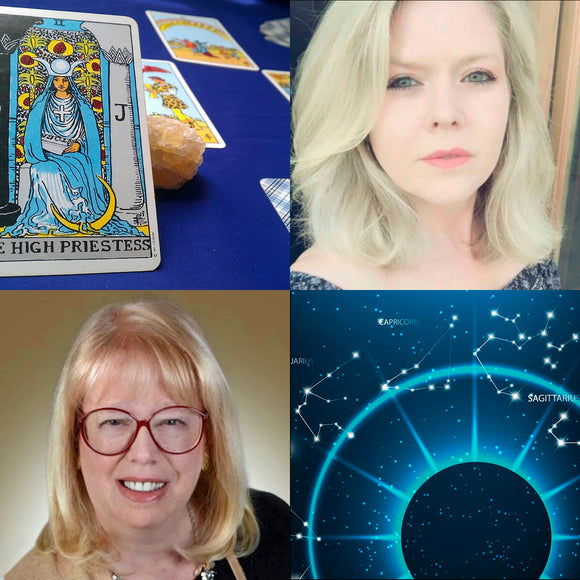 8/15- Dual Readings with Susan Reynolds and India Leigh