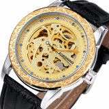 BBC Top Luxury Forsining Men's Watches